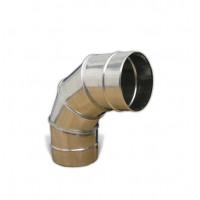 Вентиляционный отвод (колено)