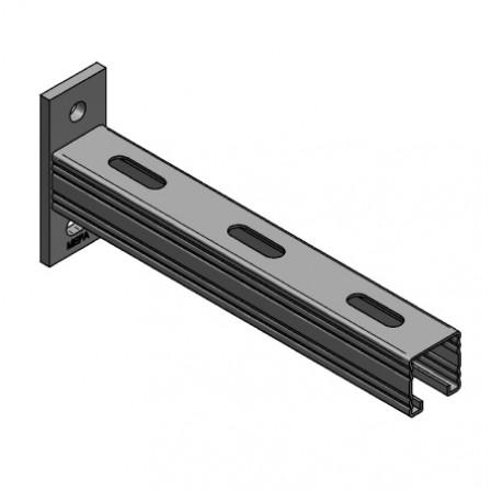 Монтажные консоли для средних нагрузок MEFA C45 (45x45x2,0)