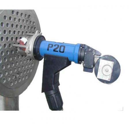 Головка для вваривания труб тип Р 20