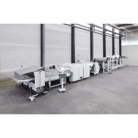 Производственная линия FORSTNER Duct line KS-6