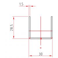 KBE S 3701 x 1,5 mm