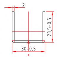 KBE S 3702 x 2,0 mm