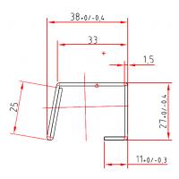 Kömmerling V 026 x 1,5 mm