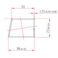 Kömmerling V 045 x 1,25 mm