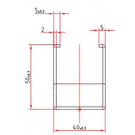REHAU  Art.-Nr. 268 742 x 2,0 mm