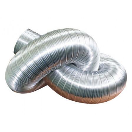 Неизолированные алюминиевые воздуховоды Stretchdec